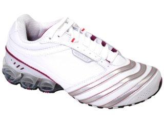 Tênis Feminino Adidas Modulate G12243 Branco/prata - Tamanho Médio