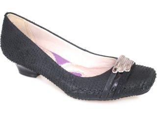 Sapato Feminino Ramarim 105202 Preto - Tamanho Médio