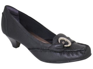 Sapato Feminino Usaflex 3517 Preto - Tamanho Médio
