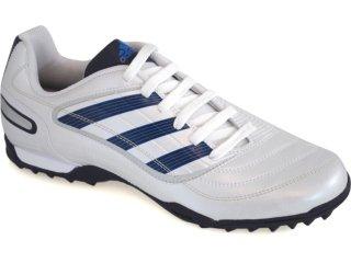 Tênis Masculino Adidas Predito x G29825 Branco/azul - Tamanho Médio