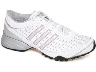 Tênis Feminino Adidas Impulse G29840 Branco/cinza - Tamanho Médio