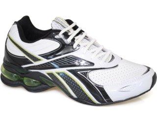 Tênis Masculino Reebok V16 Branco/preto - Tamanho Médio