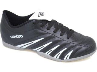Tênis Masculino Umbro Prime 10106 Preto/branco - Tamanho Médio