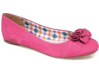 Sapatilha Feminina Via Marte 10-16307 Pink - Tamanho Médio