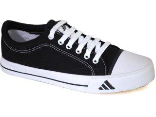 Tênis Unisex Adidas Houston G29283 Preto/branco - Tamanho Médio