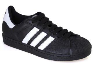 Tênis Adidas STAR II G29793 Pretobranco Comprar na Loja... 65cd782d165ef