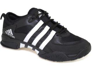 Tênis Masculino Adidas 4.3 G29128 Preto/branco - Tamanho Médio
