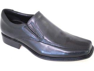 Sapato Masculino Jota pe 7900 Preto - Tamanho Médio
