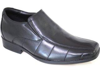 Sapato Masculino Jota pe 8200 Preto - Tamanho Médio