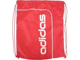 Bolsa Masculina Adidas V00293 Vermelho - Tamanho Médio