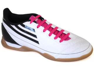 Tênis Masculino Adidas G13536 Bco/prt/pink - Tamanho Médio