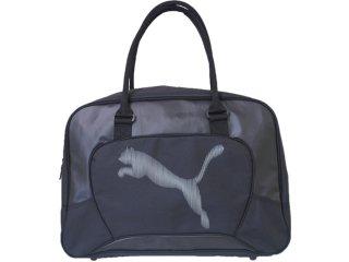 Bolsa Masculina Puma 066563 Preto - Tamanho Médio
