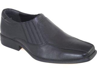 Sapato Masculino Fegalli 260 Preto - Tamanho Médio