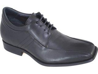 Sapato Masculino Democrata 338012 Preto - Tamanho Médio
