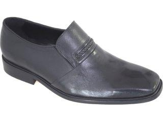Sapato Masculino Jota pe 3901 Preto - Tamanho Médio
