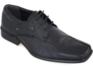 Sapato Masculino Fegalli 240 Preto - Tamanho Médio