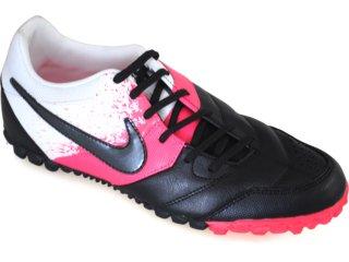 Tênis Masculino Nike Bomba 415130-006 Preto/branco/vermelho - Tamanho Médio