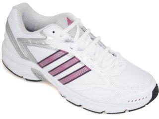 Tênis Feminino Adidas G13729 Duramo Branco/violeta - Tamanho Médio