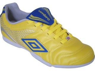 Tênis Masculino Umbro Attak 10103 Amarelo/azul - Tamanho Médio