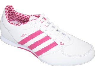 Tênis Feminino Adidas Midiru G29818 Branco/pink - Tamanho Médio