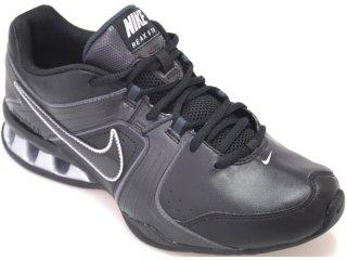 Tênis Masculino Nike Reax 415348-001 Preto/prata - Tamanho Médio