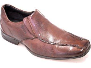 Sapato Masculino Kedoll 9119 Café - Tamanho Médio