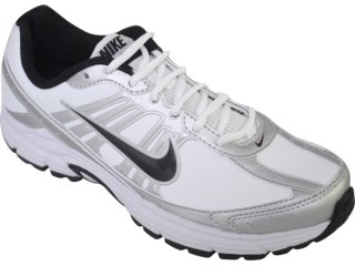 Tênis Masculino Nike Dart Viii 410236-104 Bco/prt/preto - Tamanho Médio