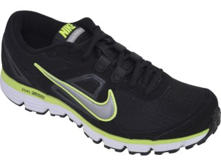Tênis Masculino Nike Dual 407853-004 Preto/verde - Tamanho Médio