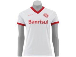 T-shirt Feminino Inter In6048 Branco - Tamanho Médio
