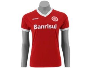 T-shirt Feminino Inter In6045 Vermelho - Tamanho Médio