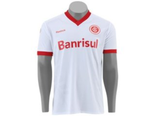 Camisa Masculina Inter In6054 Branco - Tamanho Médio