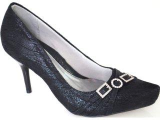 Sapato Feminino Ramarim 1065205 Preto - Tamanho Médio