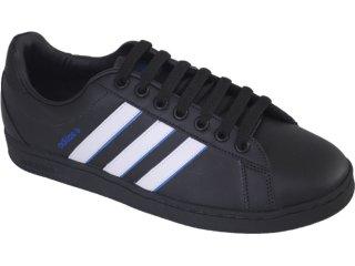 Tênis Masculino Adidas Derby G29628 Preto/branco - Tamanho Médio