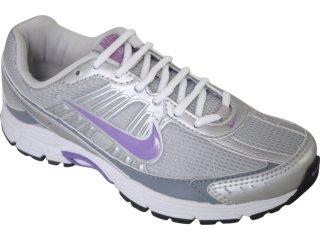 Tênis Feminino Nike Dart 410237-001 Cinza/lilas - Tamanho Médio