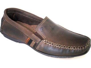 Sapato Masculino Pegada 8901-12 Cravo - Tamanho Médio