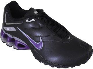 Tênis Feminino Nike Impax Emirro 386844-005 Preto/roxo - Tamanho Médio