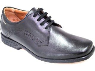 Sapato Masculino Pegada 20504-1 Preto - Tamanho Médio