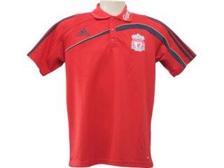 Camisa Masculina Adidas P06989 Liverpool Vermelho - Tamanho Médio