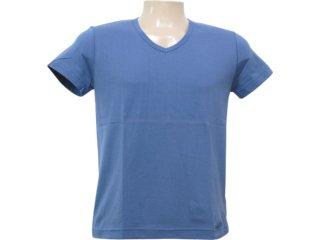 Camiseta Masculina Hering 42u6 Ae307s Marinho - Tamanho Médio