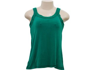 Blusa Feminina Hering 01jc/w9h07s Verde - Tamanho Médio