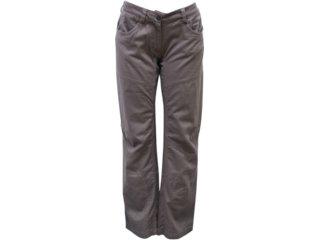 Calça Feminina Adidas E80306 Khaki - Tamanho Médio