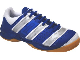 Tênis Masculino Adidas Stabil G12352 Azul/branco - Tamanho Médio