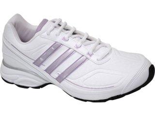 Tênis Feminino Adidas Evo Synt G29141 Branco/lilas - Tamanho Médio