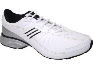 Tênis Masculino Adidas Hiper G29417 Branco/prata - Tamanho Médio