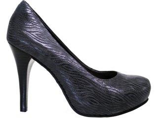 Sapato Feminino Tanara 1962 Preto - Tamanho Médio