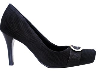 Sapato Feminino Ramarim 1168122 Preto - Tamanho Médio