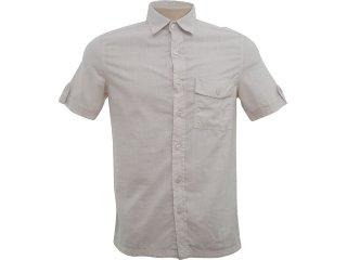 Camisa Masculina Hering H22j 9yenfv Cru - Tamanho Médio
