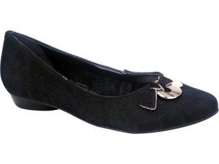 Sapato Feminino Ramarim 114102 Preto - Tamanho Médio