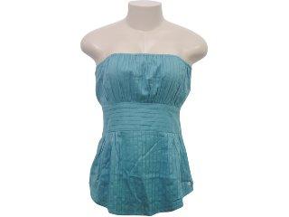 Blusa Feminina Hering Kz65 W9lsi Verde - Tamanho Médio