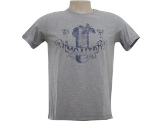 0d9092c35b Camiseta Hering 4C2F M2h10s Cinza Comprar na Loja online...